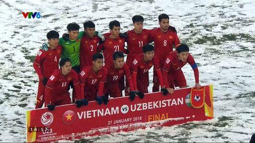 U23 Việt Nam đã gắn kết tình yêu, dâng trào niềm tự hào trong mỗi chúng ta - Ảnh 1
