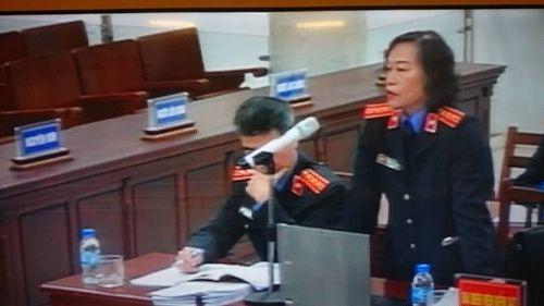 Tạm dừng phiên toà xét xử Trịnh Xuân Thanh để làm rõ khoản tiền 19 tỷ đồng - Ảnh 2