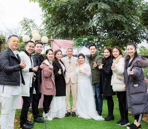 NSND Thanh Hoa lần đầu mặc váy cưới ở tuổi 67 - Ảnh 2