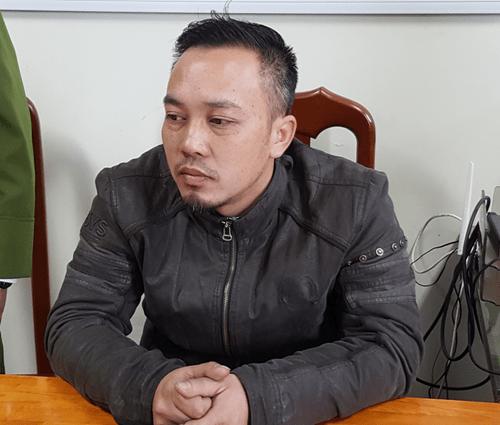 Cướp ngân hàng ở Bắc Giang: Nghi phạm lấy đồ chơi của con để chế mìn giả - Ảnh 1