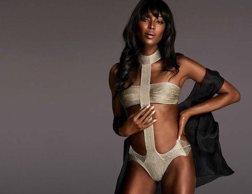 Siêu mẫu Naomi Campbell và bí quyết giữ dáng như gái dậy thì - Ảnh 9