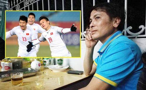Bố tiền vệ Quang Hải mong con không bận thi đấu để ăn Tết Nguyên đán với gia đình - Ảnh 1