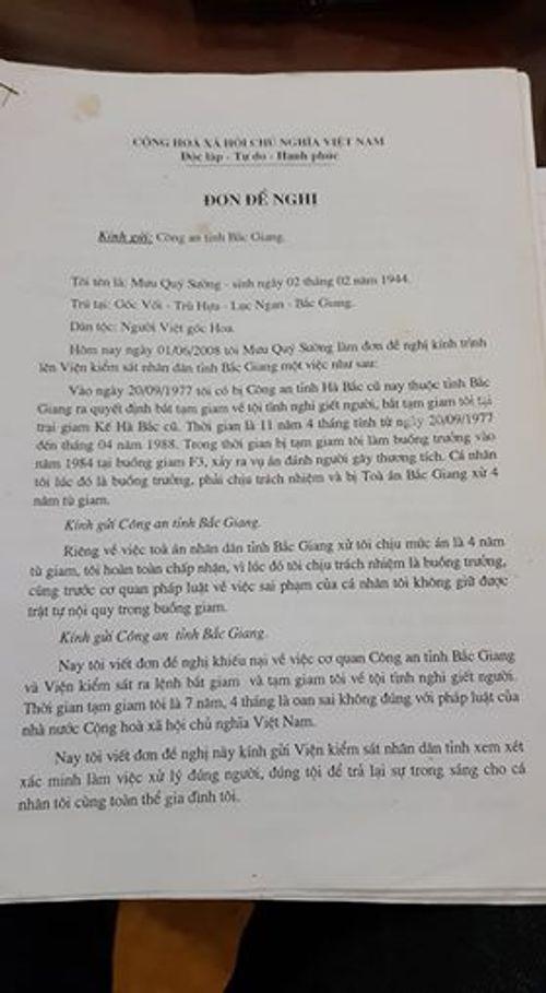 Lần đầu tiên trong lịch sử tố tụng Việt Nam: Đoạn trường minh oan cho người đã khuất núi (Kỳ 2) - Ảnh 2