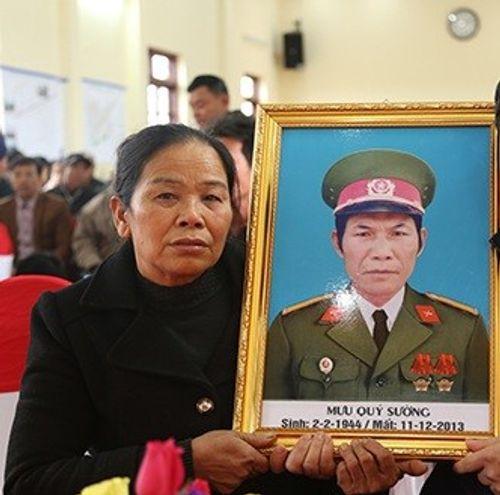 Lần đầu tiên trong lịch sử tố tụng Việt Nam: Đoạn trường minh oan cho người đã khuất núi (Kỳ 2) - Ảnh 1