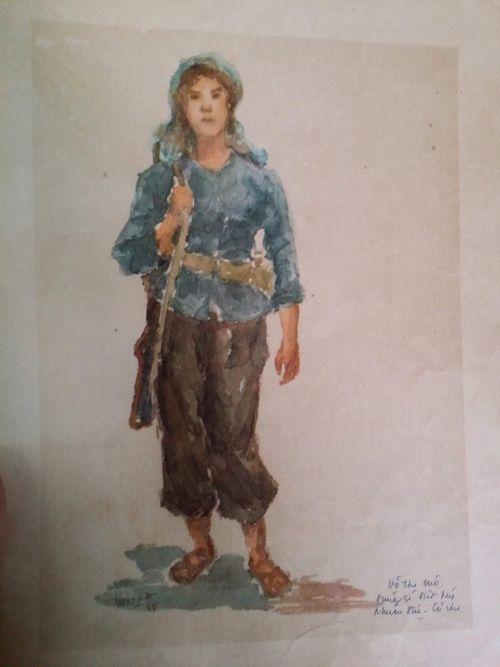 Nghe nữ du kích Bảy Mô kể chuyện ăn Tết trong địa đạo - Ảnh 3
