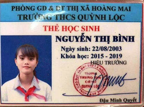 """Thông tin mới nhất vụ 2 thiếu nữ """"mất tích"""" khi đi chơi Tết ở Nghệ An - Ảnh 1"""