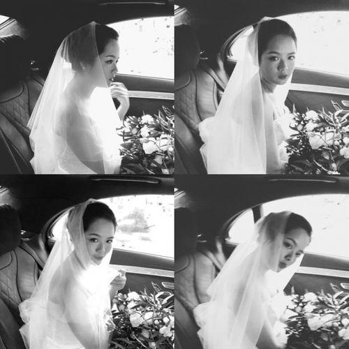 Con gái nhạc sĩ Đỗ Hồng Quân - NS Chiều Xuân rạng rỡ trong đám cưới - Ảnh 3
