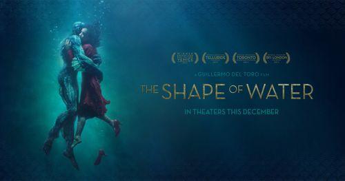 """Kết quả Oscar 2018: Gọi tên chuyện tình yêu """"người đẹp"""" và """"thủy quái"""" - Ảnh 1"""