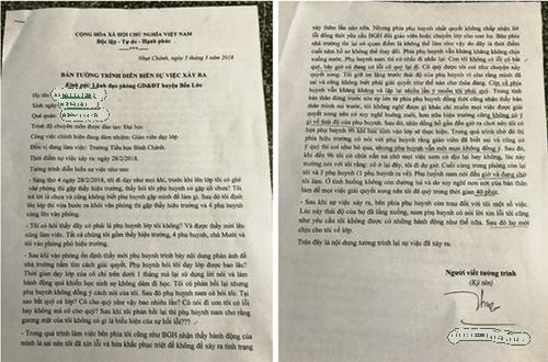 Cô giáo bị ép quỳ xin lỗi phụ huynh không muốn nói đến câu chuyện buồn - Ảnh 2