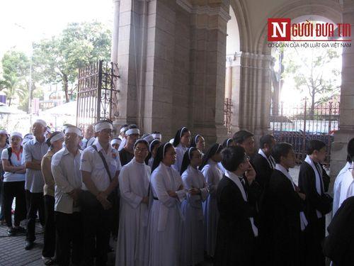Nhiều lãnh đạo đến viếng cố Tổng giám mục Phaolô Bùi Văn Đọc - Ảnh 3
