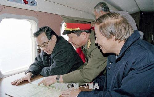 Những hình ảnh hoạt động của Nguyên Thủ tướng Chính phủ Phan Văn Khải - Ảnh 13