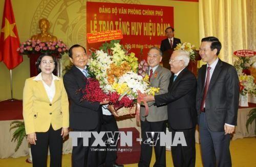 Những hình ảnh hoạt động của Nguyên Thủ tướng Chính phủ Phan Văn Khải - Ảnh 3