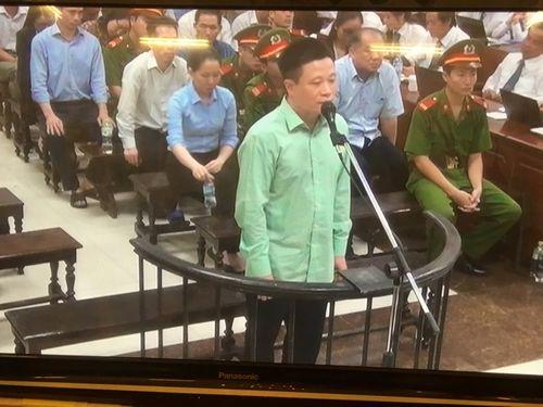 Triệu tập Hà Văn Thắm làm chứng trong phiên xét xử bị cáo Đinh La Thăng - Ảnh 1