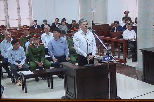 Lời khai của bị cáo Đinh La Thăng, Nguyễn Xuân Sơn tại tòa - Ảnh 1