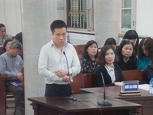 Xét xử ông Đinh La Thăng lần hai: Lời khai của Hà Văn Thắm tại tòa - Ảnh 1