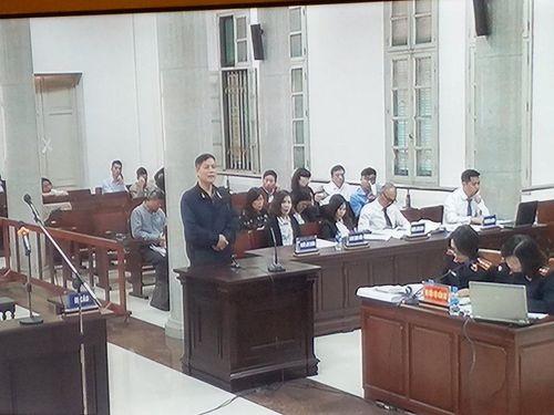 Những người liên quan trong vụ án Đinh La Thăng khai gì tại tòa? - Ảnh 2