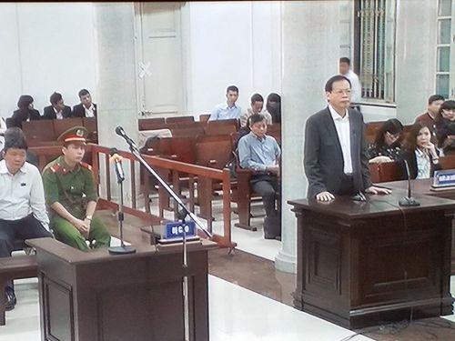 Những người liên quan trong vụ án Đinh La Thăng khai gì tại tòa? - Ảnh 3