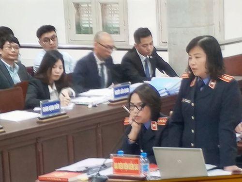 VKS đề nghị mức án 18 đến 19 năm tù đối với bị cáo Đinh La Thăng - Ảnh 1
