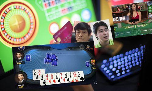 Vụ đường dây cờ bạc nghìn tỷ  Rikvip: Thẻ cào có là kẻ tiếp tay? - Ảnh 1