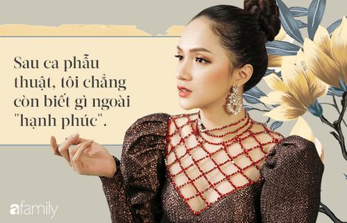 Hoa hậu Hương Giang: Lần đầu tiên sau 7 năm, bố mới dám đưa tôi về quê nội thắp hương - Ảnh 3