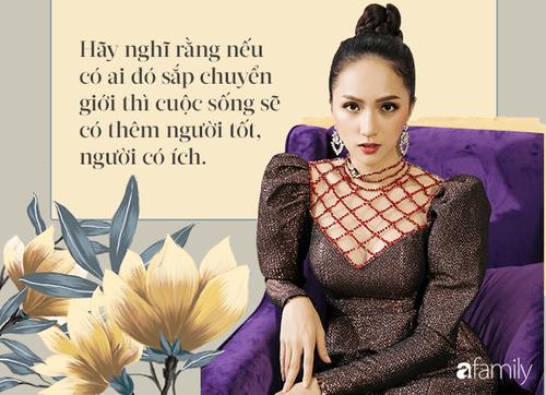 Hoa hậu Hương Giang: Lần đầu tiên sau 7 năm, bố mới dám đưa tôi về quê nội thắp hương - Ảnh 7