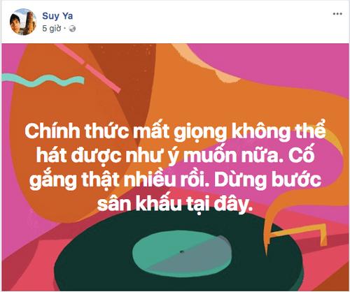 Quán quân Vietnam Idol 2012 Ya Suy bất ngờ từ bỏ sân khấu - Ảnh 1