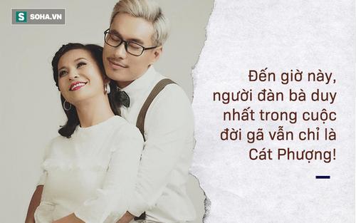 """Kiều Minh Tuấn: Lời hứa lo """"mồ yên mả đẹp"""" cho Cát Phượng và tình yêu đáng thèm khát nhất showbiz - Ảnh 2"""