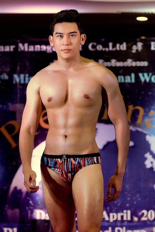 Đại diện Việt Nam đang dẫn đầu bình chọn tại Mr International 2018 - Ảnh 4