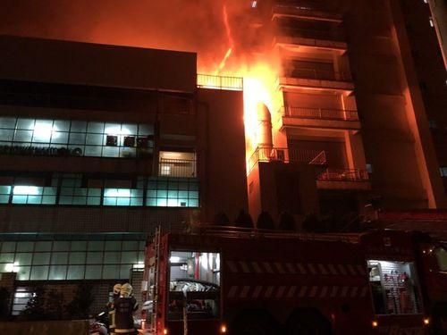 Tình hình người Việt sau vụ cháy kinh hoàng ở khu công nghiệp Đài Bắc - Ảnh 1