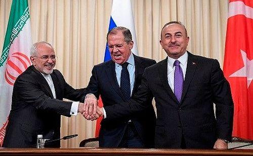 Nga, Thổ Nhĩ Kỳ và Iran nhóm họp bàn về vấn đề Syria - Ảnh 1