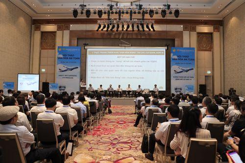 Kiến nghị xây dựng hệ thống pháp luật về an toàn hàng không - Ảnh 2