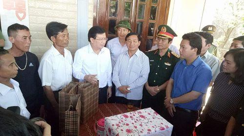 Phó Thủ tướng Trịnh Đình Dũng kiểm tra Formosa trước khi vận hành lò cao số 2 - Ảnh 4