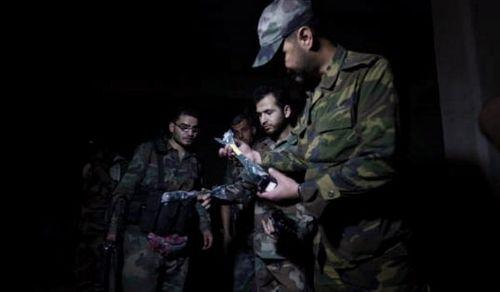 Bí mật không ngờ trong hệ thống liên lạc của IS được phát hiện ở Homs, Syria - Ảnh 1