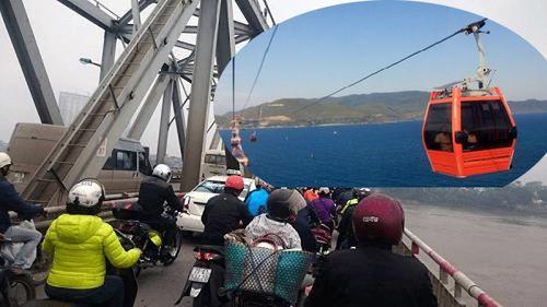 Sở GTVT Hà Nội chính thức lên tiếng về việc làm cáp treo vượt sông Hồng - Ảnh 1