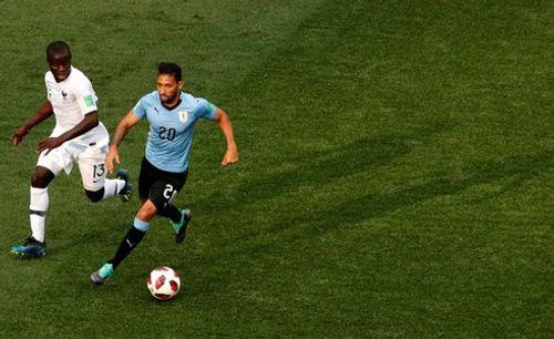 Ảnh: Thắng kịch tính Uruguay, Pháp vào tứ kết World Cup 2018 - Ảnh 13