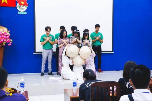PV báo ĐS&PL đại diện Việt Nam dự Tàu Thanh niên Đông Nam Á – Nhật Bản 2018 - Ảnh 3