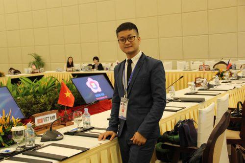 PV báo ĐS&PL đại diện Việt Nam dự Tàu Thanh niên Đông Nam Á – Nhật Bản 2018 - Ảnh 1