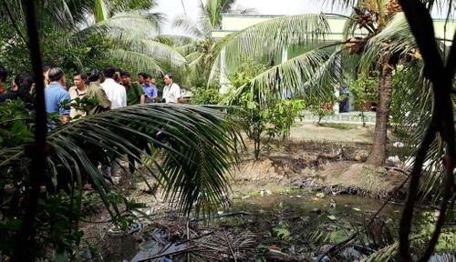 Vụ thảm án 3 người chết tại Tiền Giang: Nghi can sống khép kín, ít tiếp xúc với hàng xóm - Ảnh 2