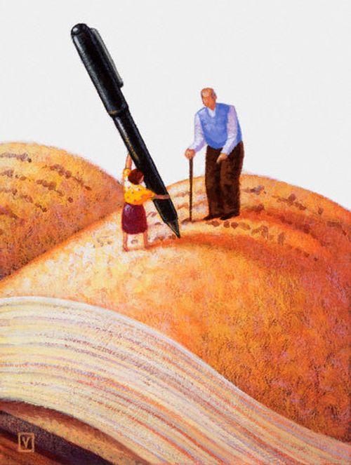Những truyện ngắn hay về thầy cô cho báo tường ngày 20-11 - Ảnh 2