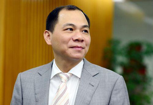 Bộ tứ đại gia quyền lực nhất Việt Nam 2013 - Ảnh 1