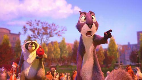 Vui nhộn cùng chú sóc Surly siêu quậy trong ngày lễ tình nhân - Ảnh 3