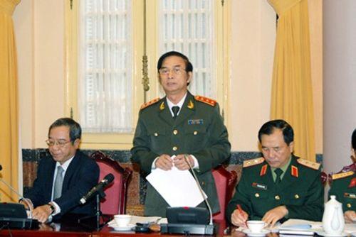 Luân chuyển Giám đốc Công an tỉnh mang quân hàm Thiếu tướng - Ảnh 1