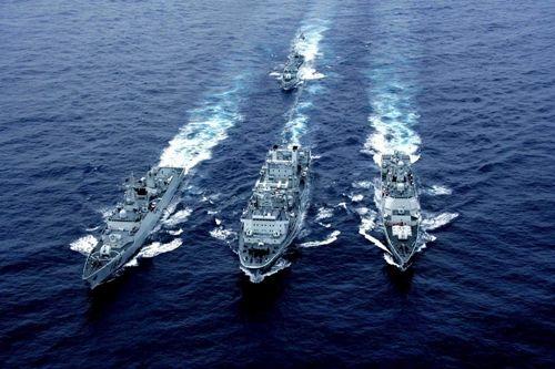 Thế giới 24h: Trung Quốc tập trung nhiều tàu chiến ở Biển Đông - Ảnh 1