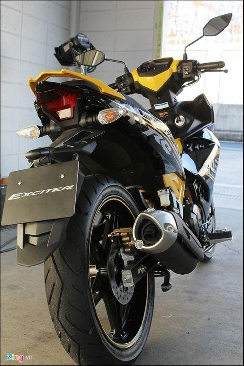 """Yamaha Exciter 150 giá dưới 50 triệu sắp """"trình làng""""  - Ảnh 2"""