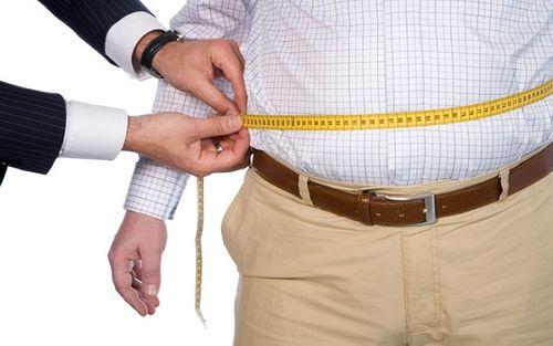 Người béo phì có nguy cơ chết sớm hơn 8 năm - Ảnh 1