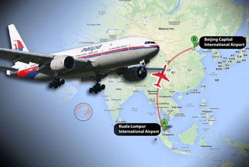 Vụ máy bay mất tích: Trung Quốc là mục tiêu khủng bố? - Ảnh 1