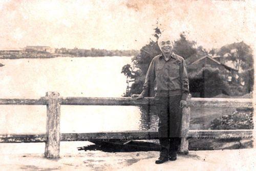 Đại tướng với con sông quê hương - Ảnh 3