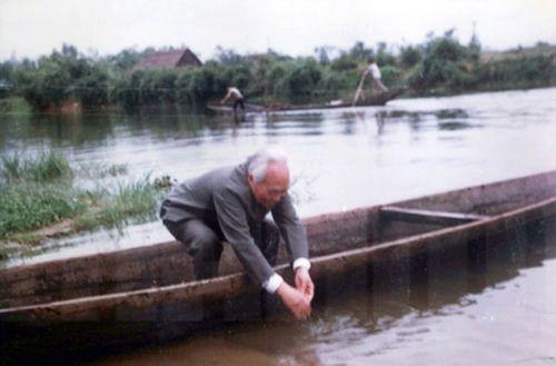 Đại tướng với con sông quê hương - Ảnh 2