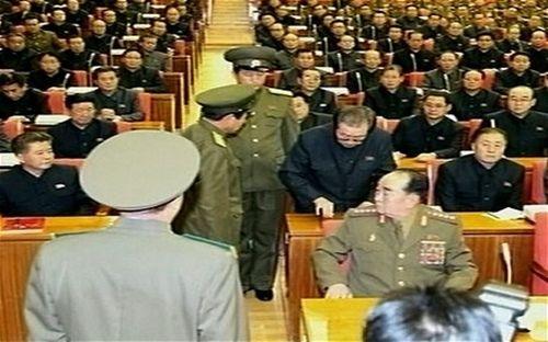 """Ông Jang Song-thaek """"đã bị xử tử""""? - Ảnh 1"""