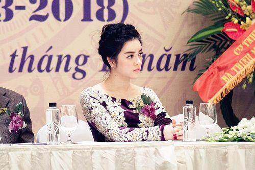 Lý Nhã Kỳ nhận chức Phó chủ tịch hội Nghệ nhân và thương hiệu Việt - Ảnh 3